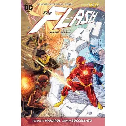 Arkabahçe - Flash (Yeni 52) Cilt 2 Haydut Devrimi