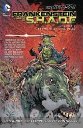 DC - Frankenstein Agent of SHADE (New 52) Vol 2 Secrets Of The Dead TPB