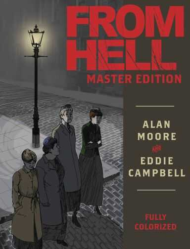 Top Shelf - From Hell Master Edition HC