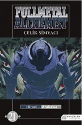 Akılçelen - Fullmetal Alchemist - Çelik Simyacı Cilt 21