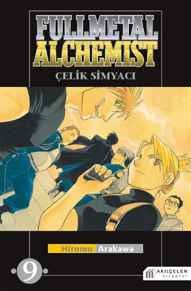 Akılçelen - Fullmetal Alchemist - Çelik Simyacı Cilt 9