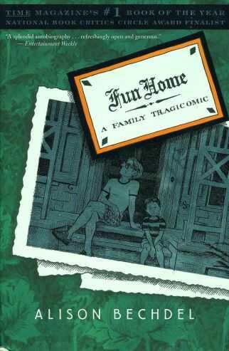 Diğer - Fun Home A Family Tragicomic TPB