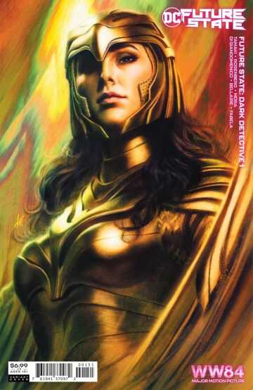 DC - FUTURE STATE DARK DETECTIVE # 1 (OF 4) CVR C WONDER WOMAN 1984 ARTGERM CARD STOCK VARIANT