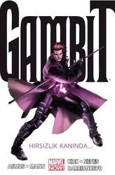 Çizgi Düşler - Gambit Cilt 1 Hırsızlık Kanında