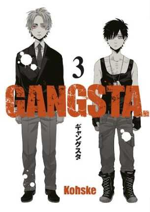 Komik Şeyler - Gangsta Cilt 3
