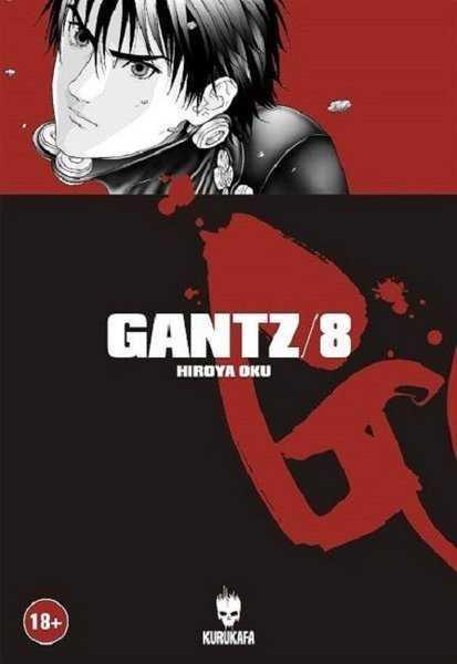 Kurukafa - Gantz Cilt 8