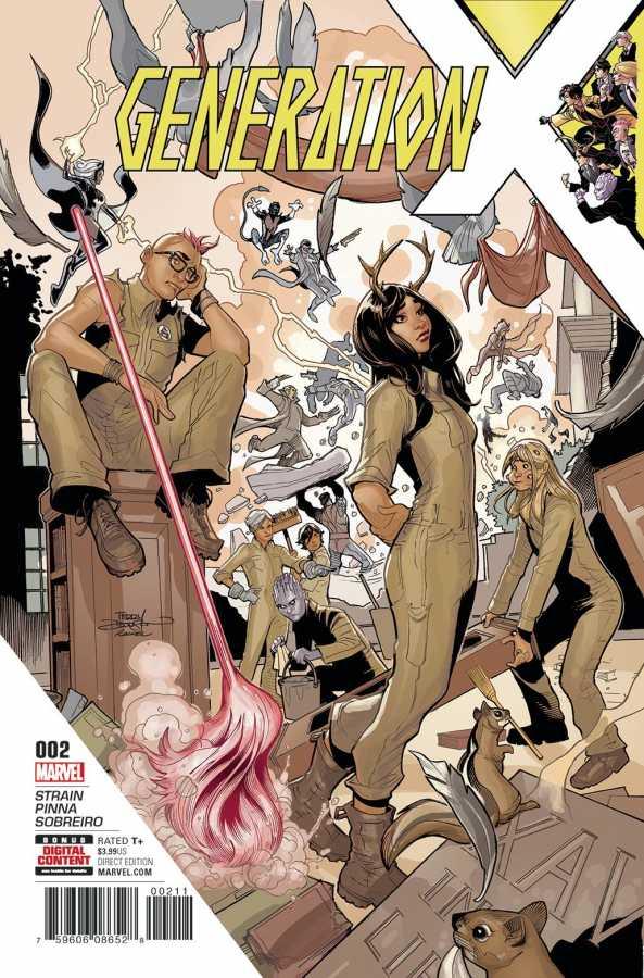 Marvel - Generation X # 2
