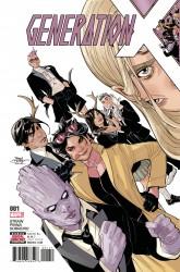 Marvel - Generation X # 1