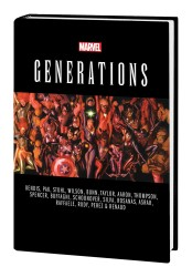 Marvel - Generations HC