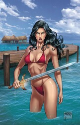 Zenescope - GFT Presents Swimsuit Edition 2019 Cover A