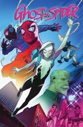 Marvel - Ghost-Spider Vol 1 Dog Days Are Over TPB