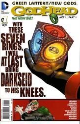 DC - Green Lantern New Gods Godhead # 1 (ONE SHOT)