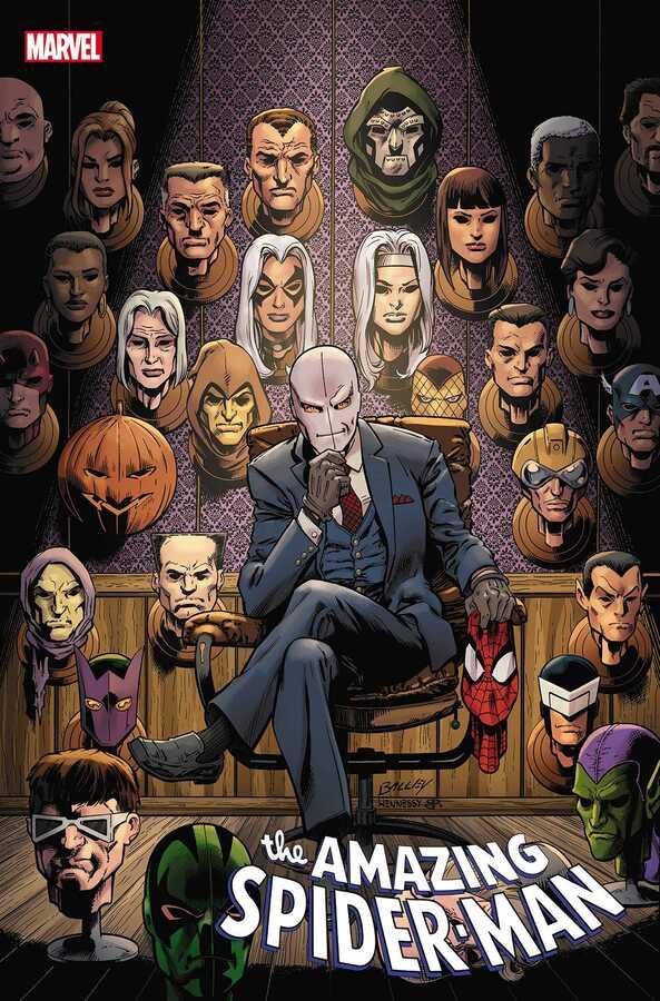 Marvel - GIANT-SIZE AMAZING SPIDER-MAN CHAMELEON CONSPIRACY # 1 ÖN SİPARİŞ