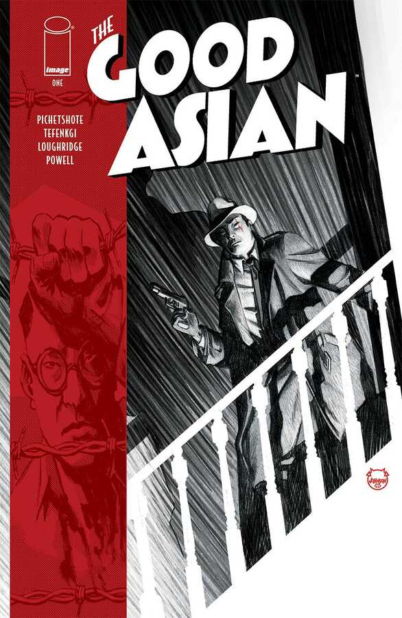 Boom! Studios - GOOD ASIAN # 1 (OF 9) CVR A JOHNSON
