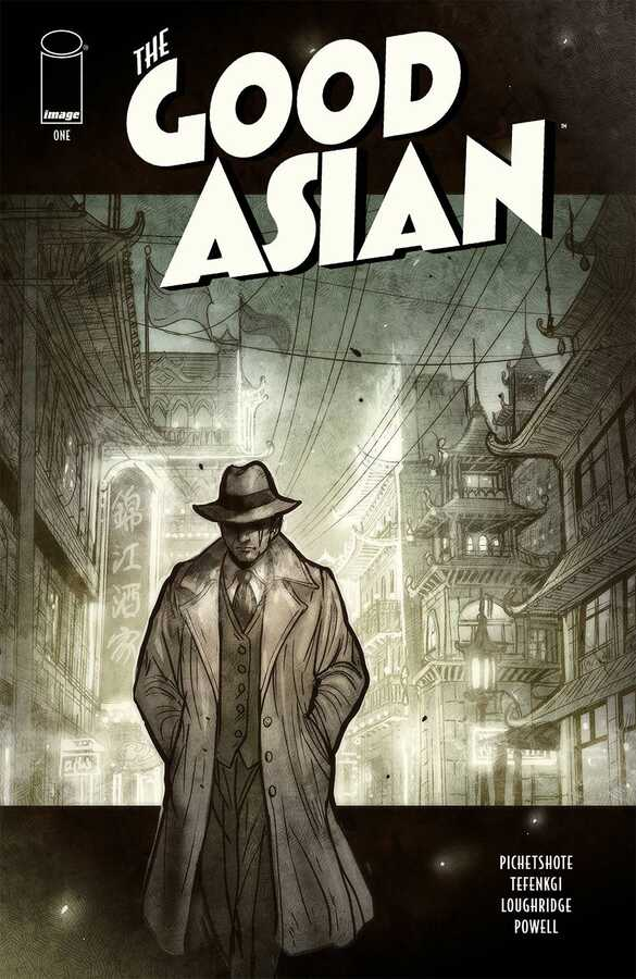 Boom! Studios - GOOD ASIAN # 1 (OF 9) CVR B TAKEDA