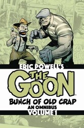 Diğer - Goon Bunch Of Old Crap An Omnibus Vol 1 TPB
