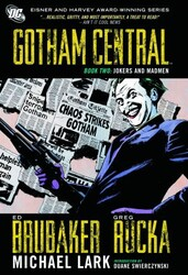 DC - Gotham Central Book 2 Jokers And Madmen TPB