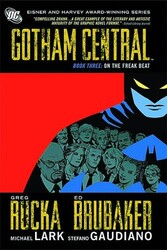 DC - Gotham Central Book 3 On The Freak Beat TPB