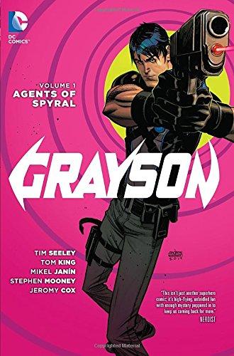 DC - Grayson Vol 1 Agents of Spyral TPB
