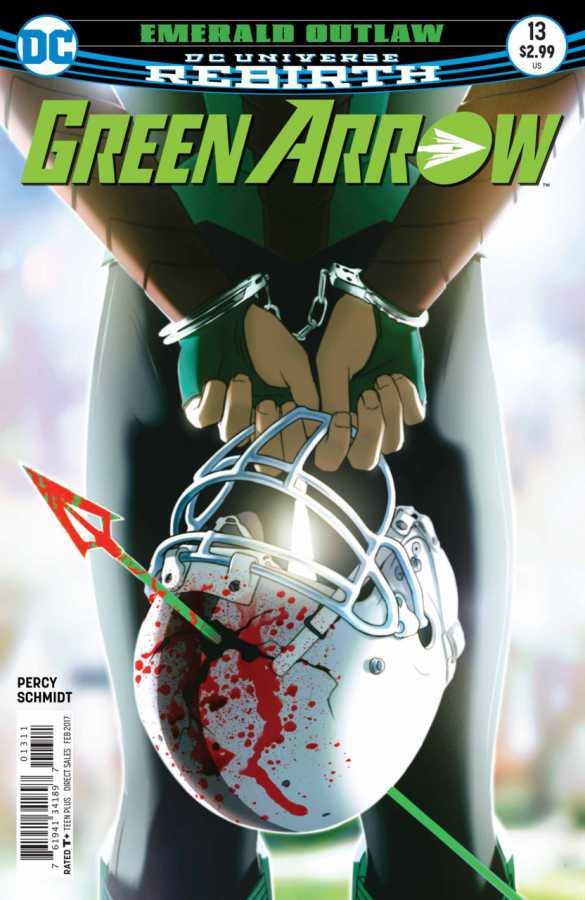DC - Green Arrow # 14