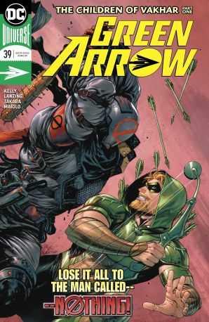DC - Green Arrow # 39