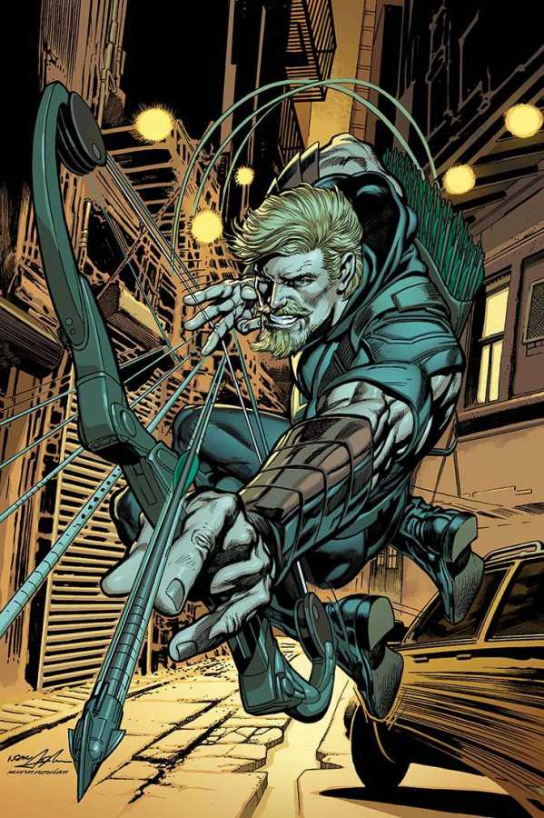 DC - Green Arrow # 1 Variant Cover