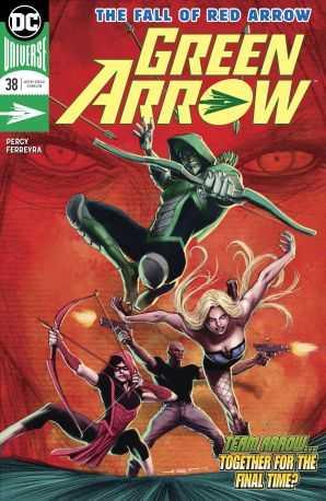 DC - Green Arrow # 38
