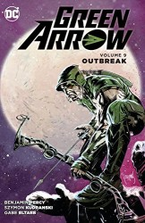DC - Green Arrow (New 52) Vol 9 Outbreak TPB
