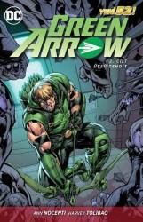 Çizgi Düşler - Green Arrow (Yeni 52) Cilt 2 Üçlü Tehdit