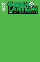 DC - Green Lantern 80th Anniversary 100 Page Super Spectacular # 1 Blank