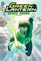 DC - Green Lantern by Geoff Johns Omnibus Vol 1 HC