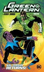 DC - Green Lantern By Geoff Johns Vol 1 TPB
