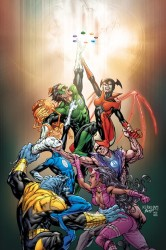 DC - Green Lantern New Guardaians (New 52) # 1