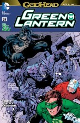 DC - Green Lantern (New 52) # 37
