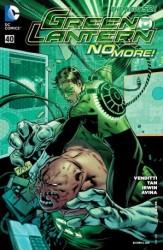 DC - Green Lantern (New 52) # 40