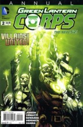 DC - Green Lantern (New 52) Annual # 2