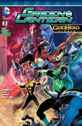 DC - Green Lantern (New 52) Annual # 3