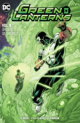 DC - Green Lantern Vol 8 Ghosts Of The Past TPB