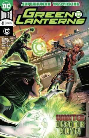 DC - Green Lanterns # 41