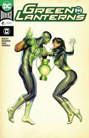 Green Lanterns # 41 Variant