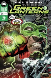 DC - Green Lanterns # 54