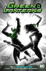 DC - Green Lantherns (Rebirth) Vol 6 A World Of Our Own