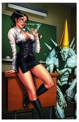Zenescope - Grimm Fairy Tales # 91 C Cover Cucca