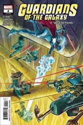 Marvel - Guardians Of The Galaxy (2020) # 4
