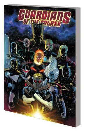 Marvel - Guardians Of The Galaxy By Donnt Cates Vol 1 Final Gauntlet TPB