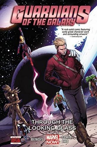 Guardinas of the Galaxy Vol 5 Through the Looking Glass TPB