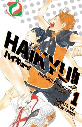 Gerekli Şeyler - Haikyu!! Cilt 1 Hinata Ve Kageyama