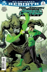 DC - Hal Jordan And The Green Lantern Corps # 2 Variant