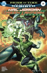 DC - Hal Jordan And The Green Lantern Corps # 20