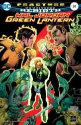 DC - Hal Jordan And The Green Lantern Corps # 24